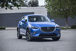 Mazda CX-3: A Mighty Compact Crossover